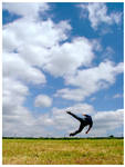 Windy Day by JeanFrancois