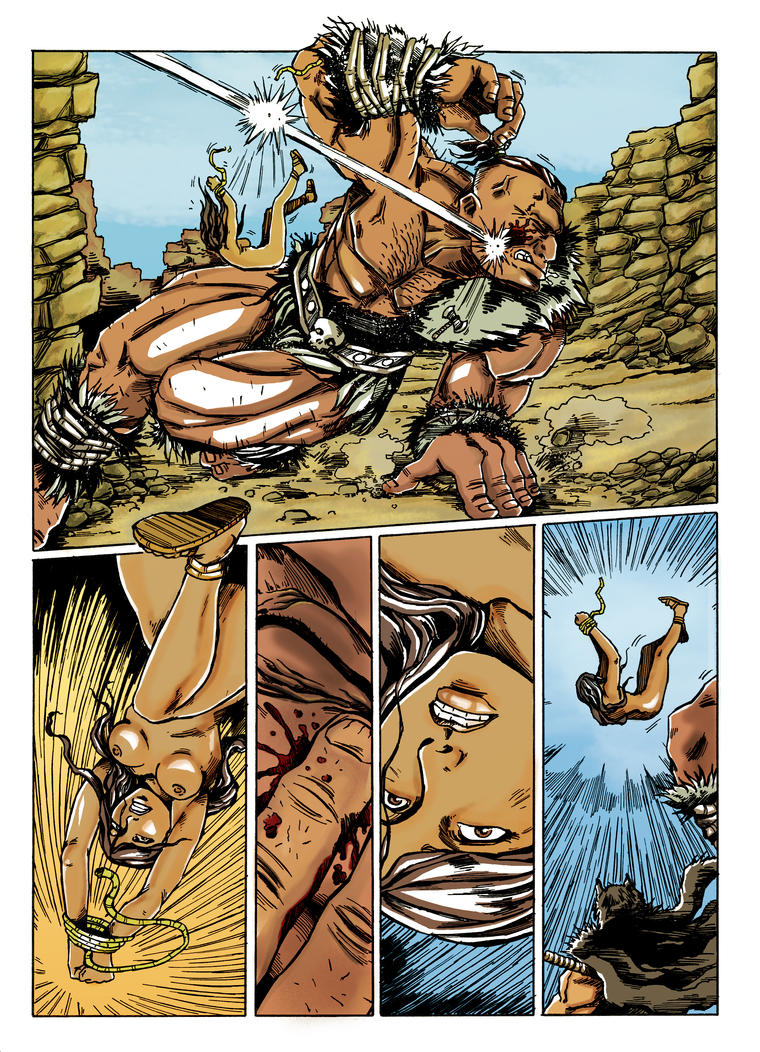 Pagina comic 6 by soul4rusty