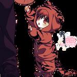 Taika kagami Chibi  -Render