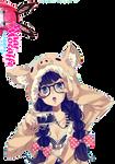 Girl Cute - Render