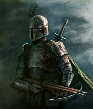 Boba Fett from the Past