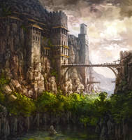 Mountain Fort by Odobenus