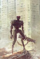 Bot2 by Odobenus