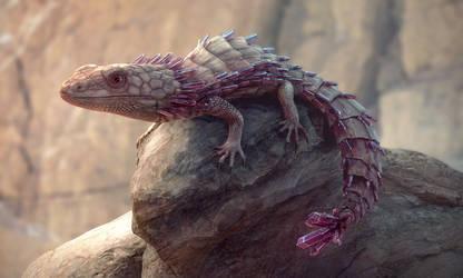 Lizard by Odobenus