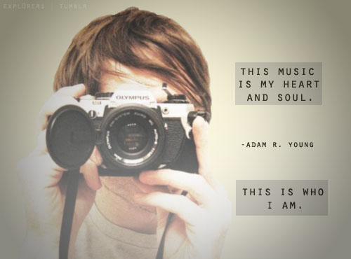 Inspirational Adam by Mon-Papillon