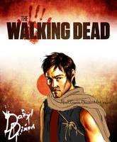 --The Walking Dead: Daryl Dixon-- by NichelleLavin