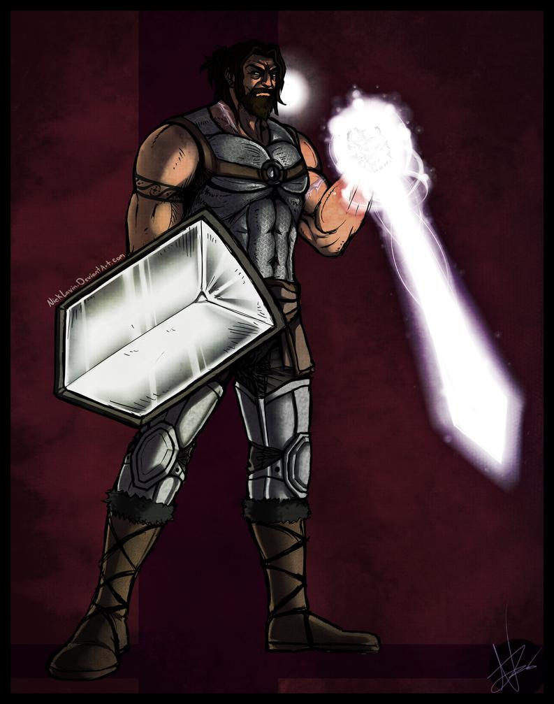 Knight by NickLavin