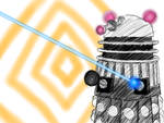 The Final Game - The Dalek Supreme by StrangeHumanCake