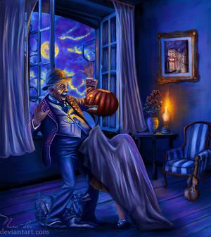 Halloween by nura-des