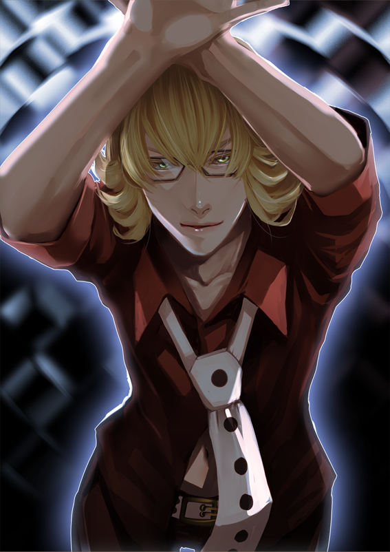 Barnaby Brooks Jr. 2 by asahimanyou