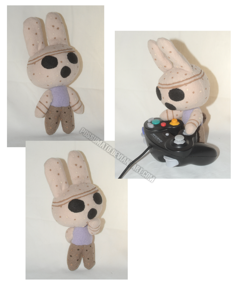 animal crossing coco plush for sale by possumato on deviantart