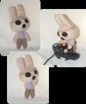 Animal Crossing Coco plush