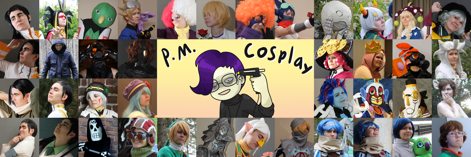 P.M.'s Cosplay Catalogue
