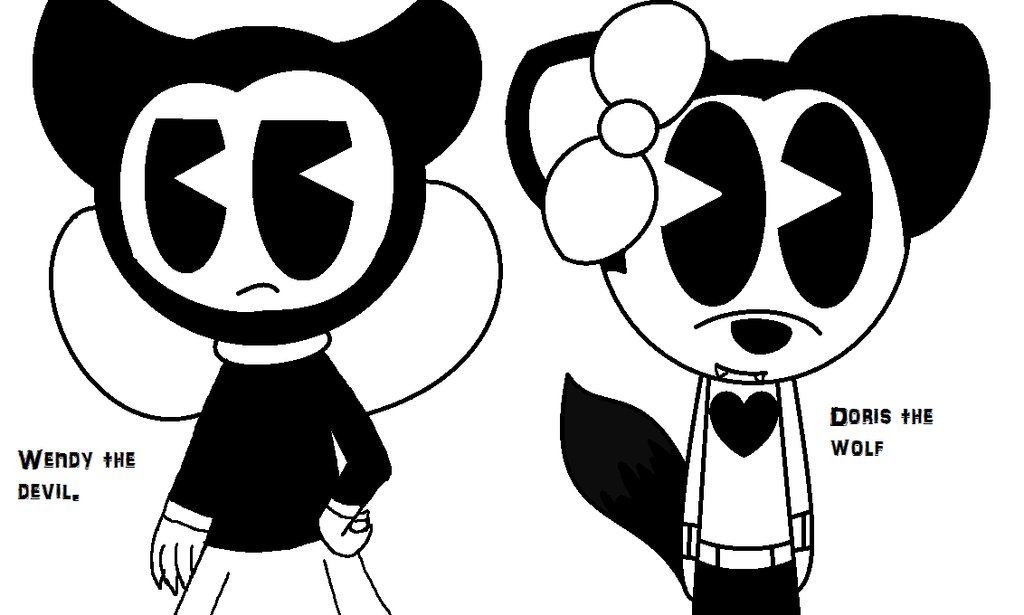 bendy and the ink machine oc