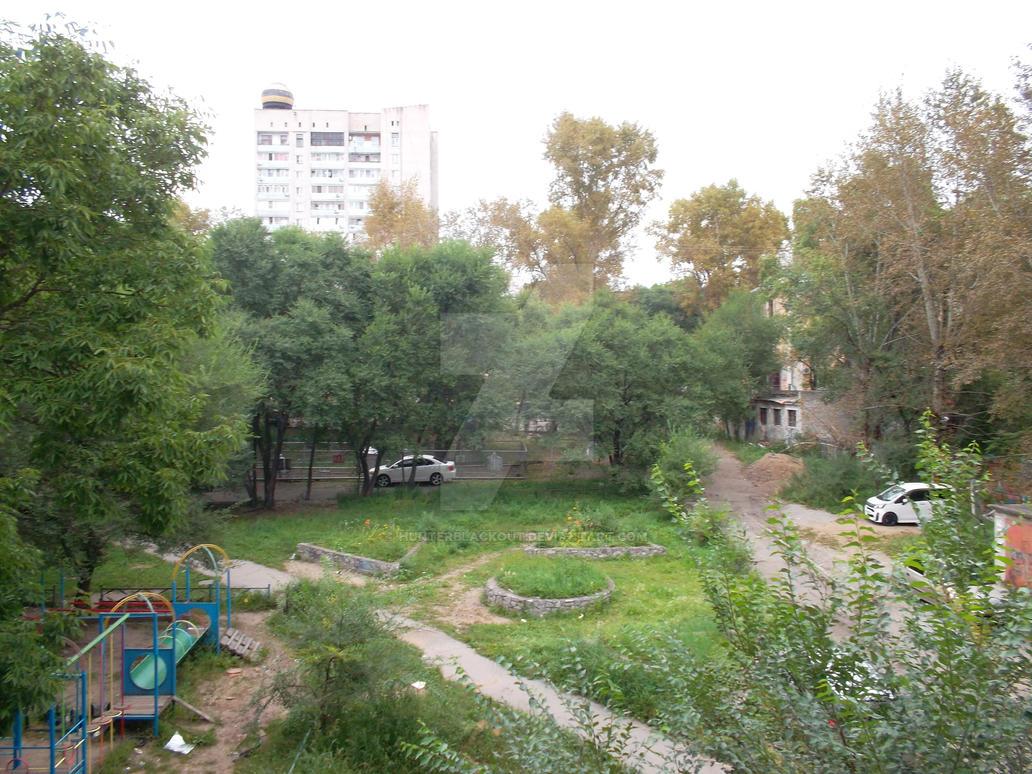 Russia, Khabarovsk by HUNTeRblackout