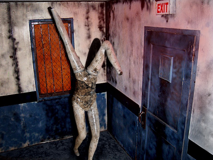 silent hill 2 movie mannequin