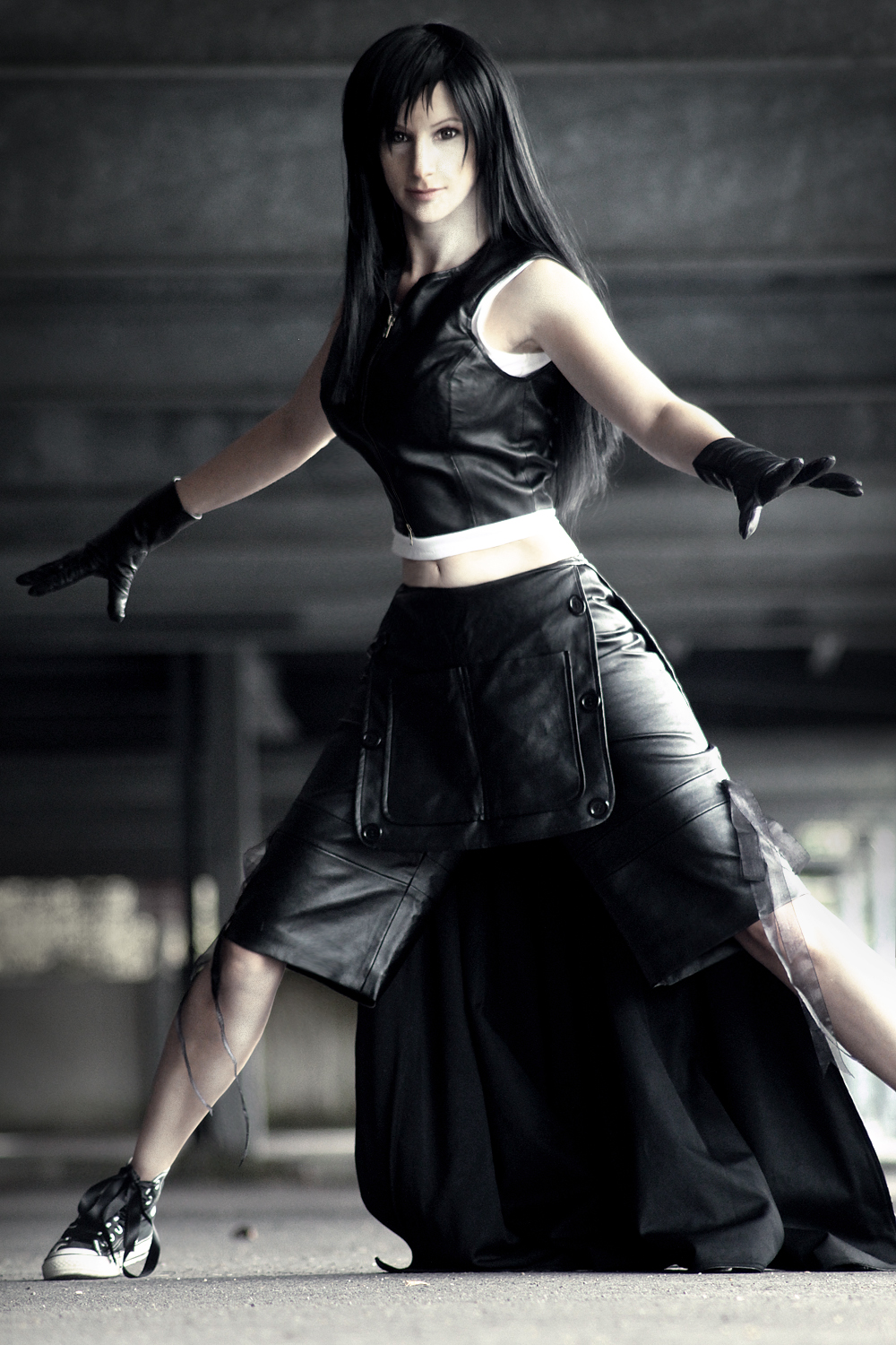 Tifa Lockhart: Final Heaven by LittleBlondeGoth