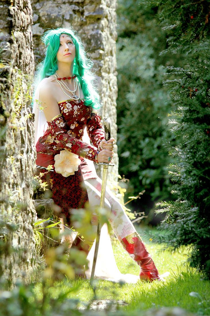 Terra Branford: Terra by LittleBlondeGoth