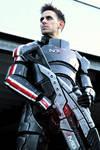 Commander Shepard: Renegade