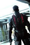 Commander Shepard: I should go...