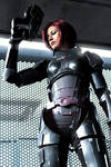 Commander Shepard: Can't save them all
