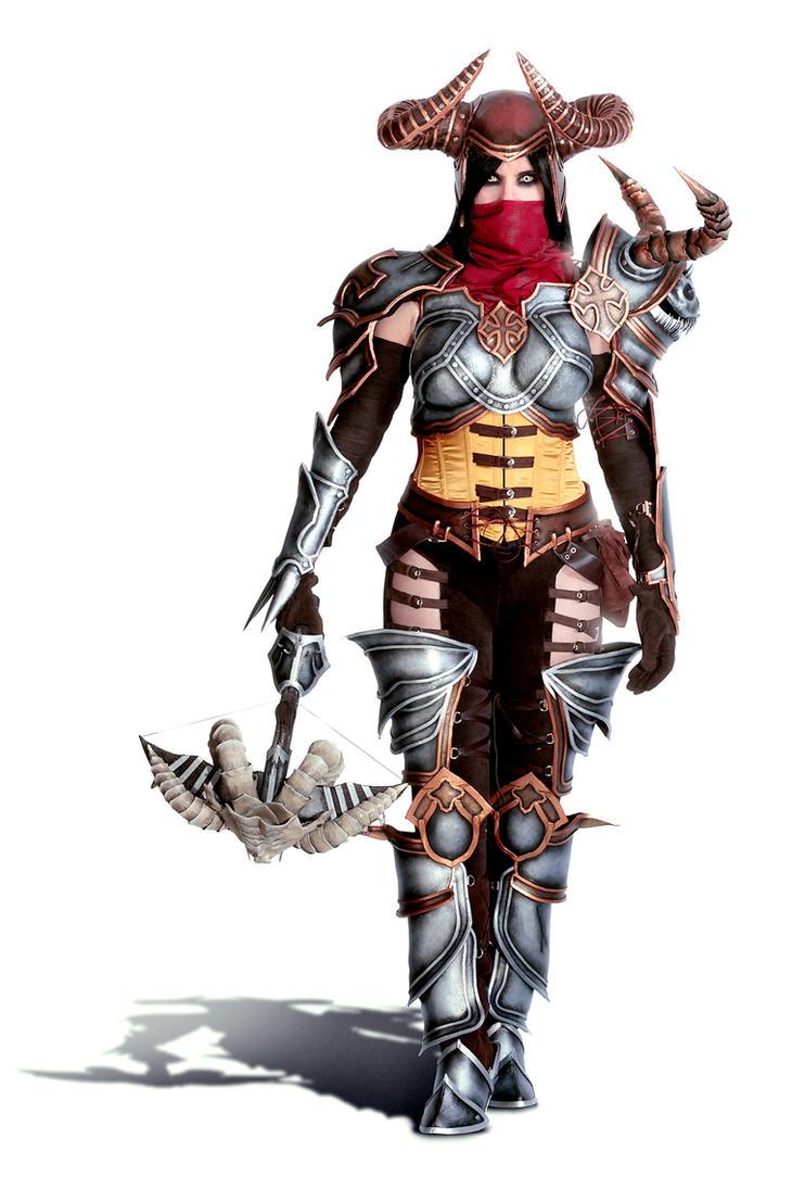 Demon Hunter : Discipline by LittleBlondeGoth