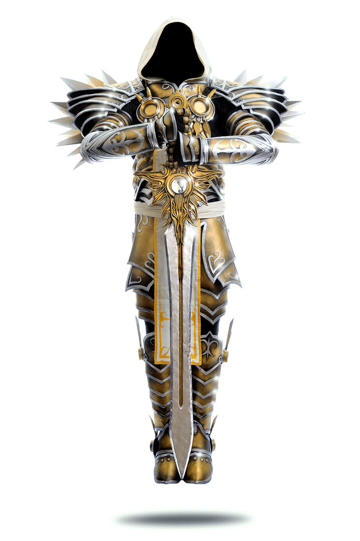Tyrael: Archangel by LittleBlondeGoth