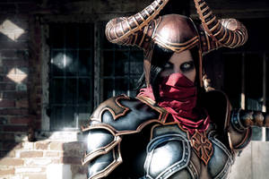 Demon Hunter: Rage. Hate. Fear.