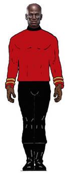 Captain M'Bona Limbani