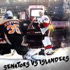 NHL ICON - Senators vs Islanders by Franx98