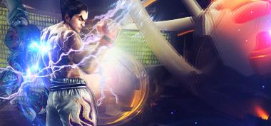 Tekken tag by Franx98
