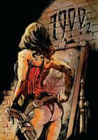 1900 #2 cover by Ruiz-Davila