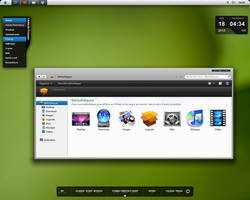 osx under windows 7 by 6mik-design