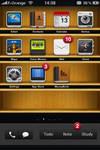Iphone upojenie shelves
