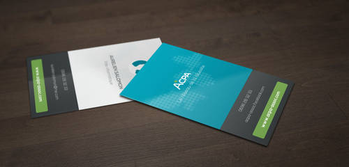ACPA Business cards