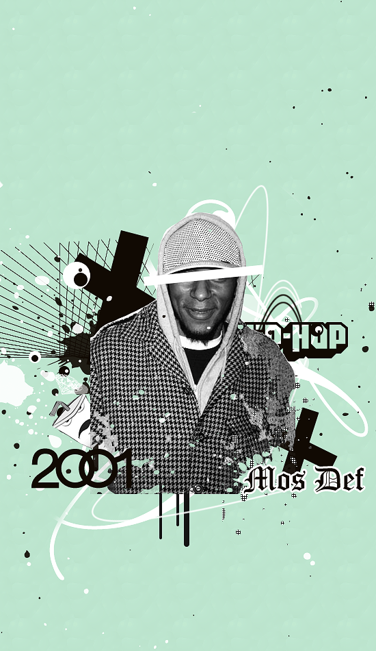 2001 Invented Hip-Hop by SeanCarter