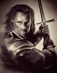 The Lord of the Rings - Aragorn Son of Arathorn