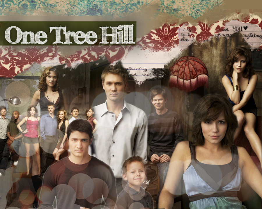 One Tree Hill Wallpaper Grunge By Sazza552