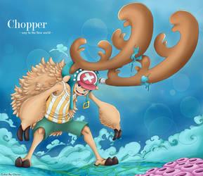 Doctor Chopper by lchrno