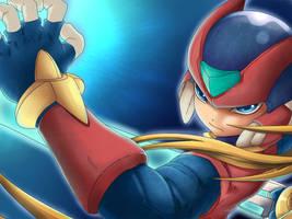 Megaman Zero - Zero 2 by lchrno
