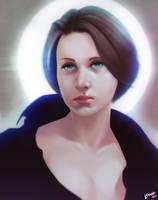 This light - Portrait