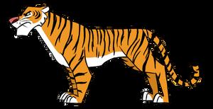 TD Tiger