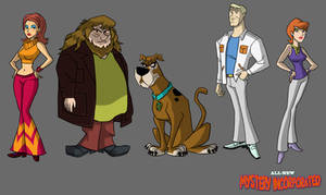 All-New Mystery Incorporated Pt.2