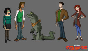 All-New Mystery Incorporated Pt.1