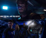 Avengers Infinity War What if?...