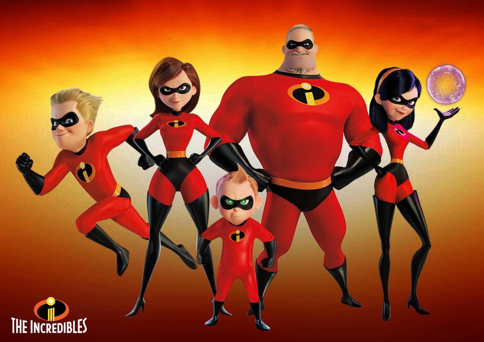 The Incredibles Duology (2004-2018) Dual Audio [Hindi + English] | x265 10bit HEVC Bluray | 4K | 1080p | 720p