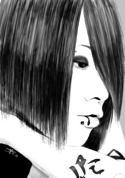 Miyavi by SpiralHumanity