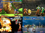 Sega Genesis Battle Coliseum