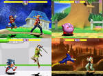 SMASH BROS by SNK