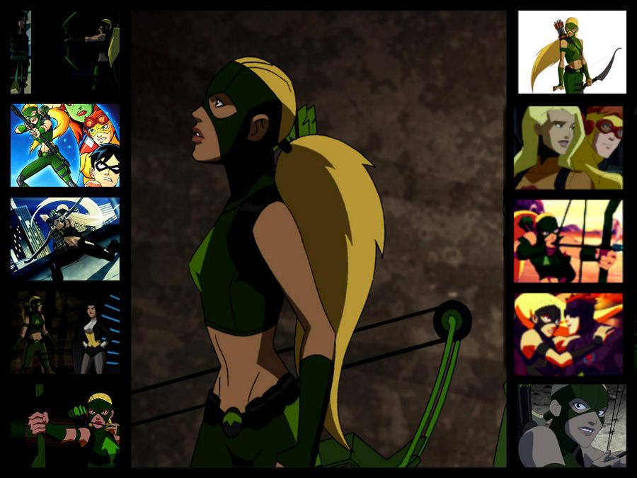 Artemis Pictures. by youngjusticewriter